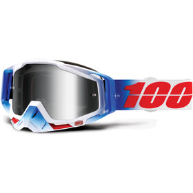 100% Racecraft Anti Fog Mirror Gafas, fourth